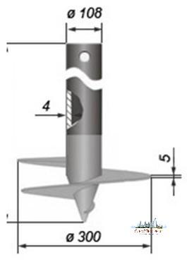 Фундамент на винтовых сваях от СтройПрогресс